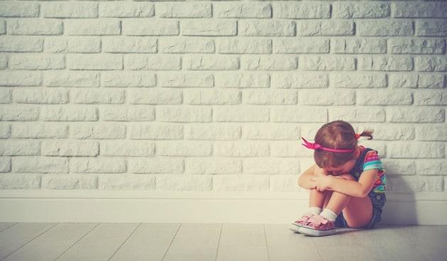 Social Anxiety Toddler