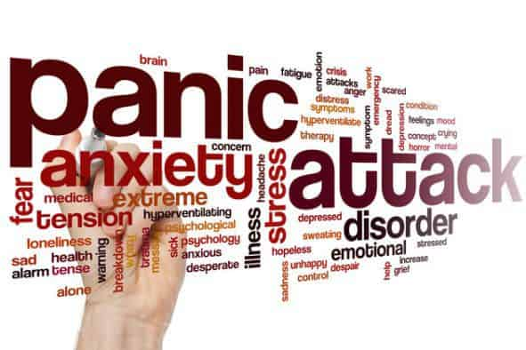 social anxiety and panic attacks